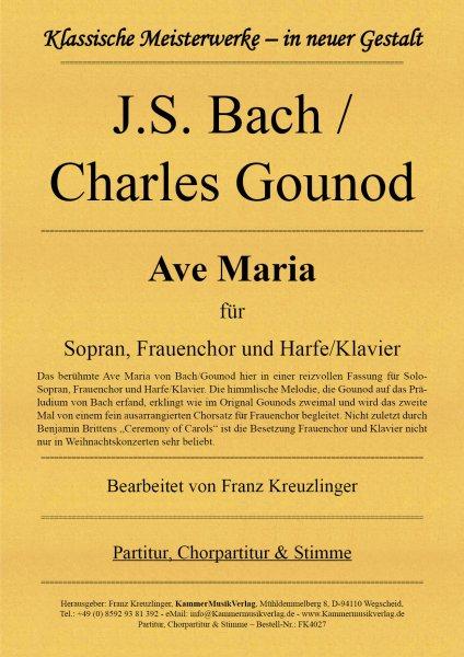 J.S. Bach / Charles Gounod – Ave Maria