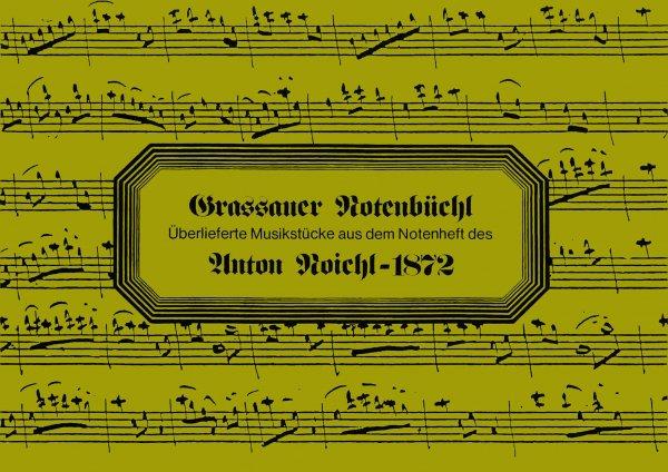 Grassauer Notenbüchl