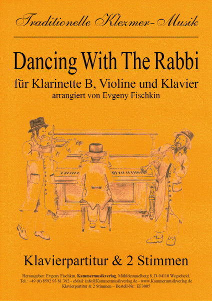 Dancing With The Rabbi – Klezmer-Musik