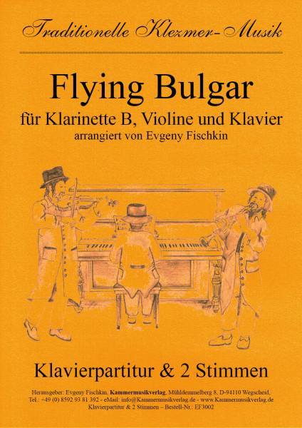 Flying Bulgar – Klezmer-Musik