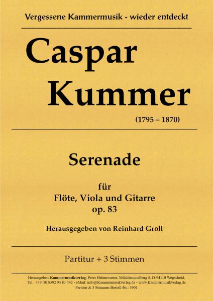 Kummer, Caspar – Serenade