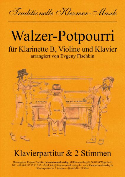 Walzer-Potpourri – Klezmer-Musik