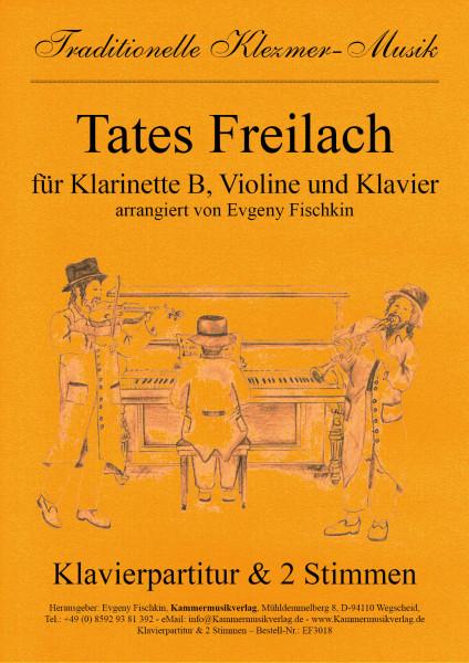 Tates Freilach – Klezmer-Musik