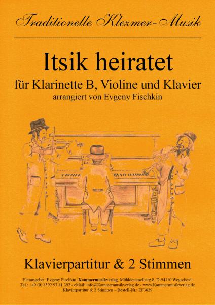 Itsik heiratet – Klezmer-Musik