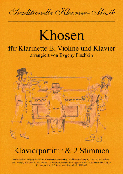 Khosen – Klezmer-Musik