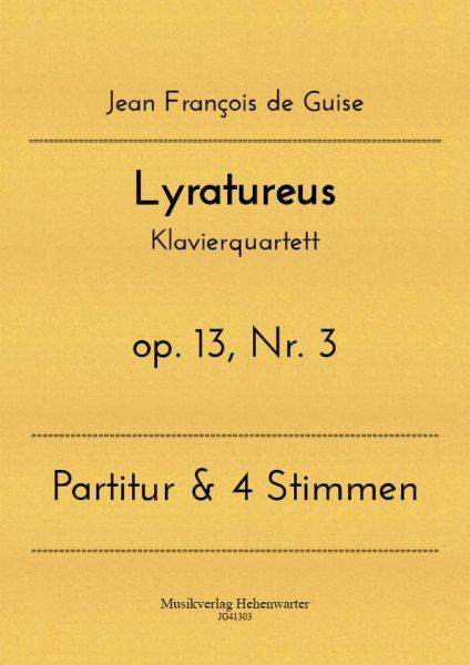Guise, Jean François de – Lyratureus