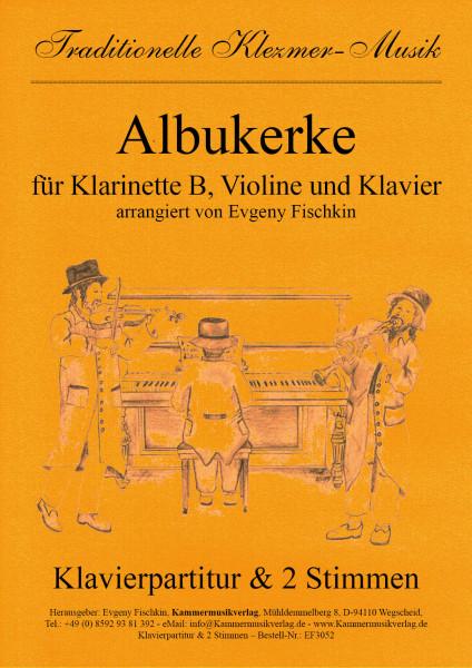 Albukerke – Klezmer-Musik