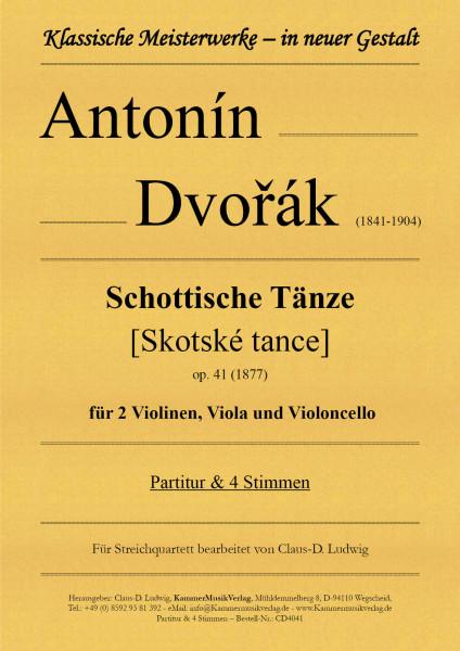 Dvořák, Antonín – Schottische Tänze