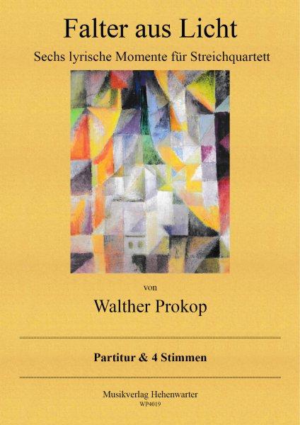 Prokop, Walther – Falter aus Licht