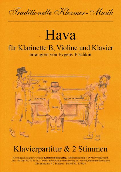 Hava – Klezmer-Musik