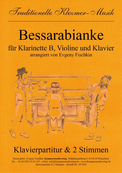 Bessarabianke – Klezmer-Musik