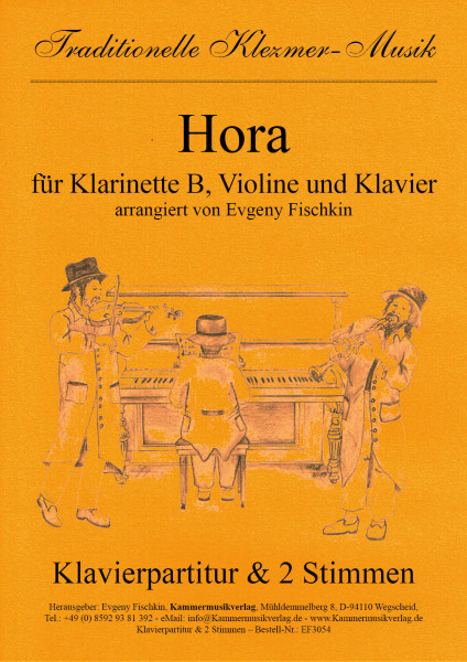 Hora – Klezmer-Musik