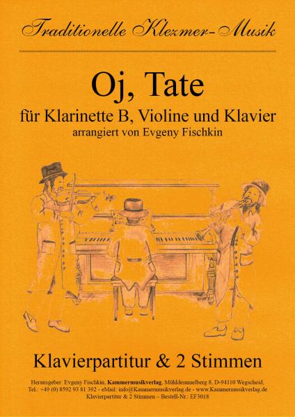 Oj, Tate – Klezmer-Musik