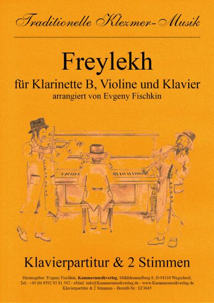 Freylekh – Klezmer-Musik