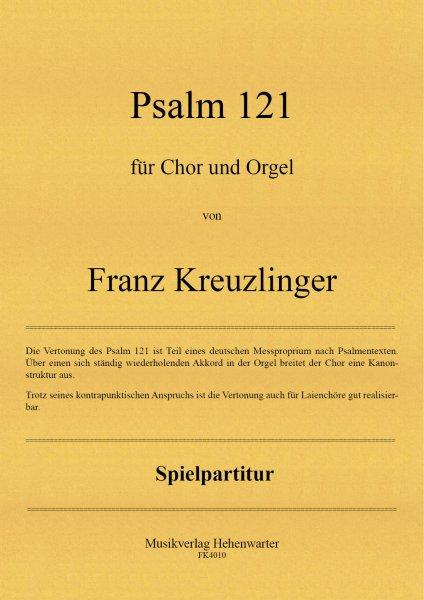 Kreuzlinger Franz – Psalm 121
