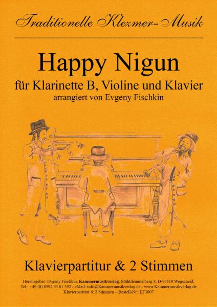 Happy Nigun – Klezmer-Musik