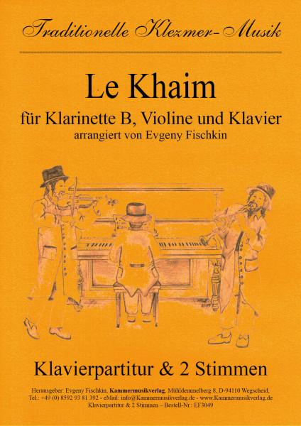 Le Khaim – Klezmer-Musik