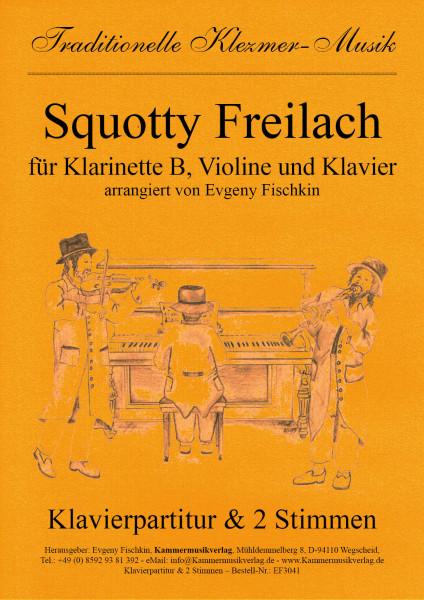 Squotty Freilach – Klezmer-Musik