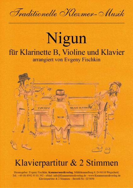Nigun – Klezmer-Musik