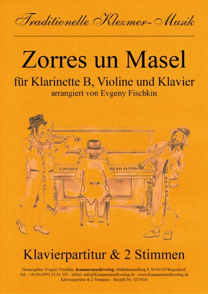 Zorres un Masel – Klezmer-Musik