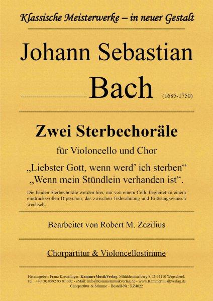Bach, Johann Sebastian – Zwei Sterbechoräle