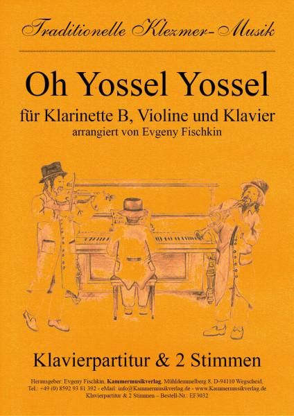 Oh Yossel Yossel – Klezmer-Musik