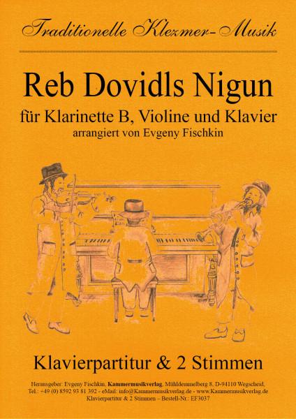 Reb Dovidls Nigun – Klezmer-Musik